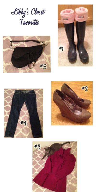 Closet-Favorites