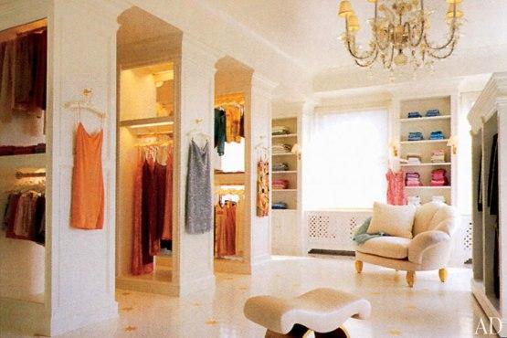 Mariah Carey's Closet