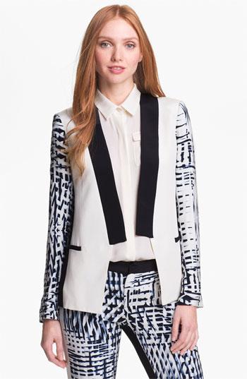 Parker 'Reef' Silk Blazer