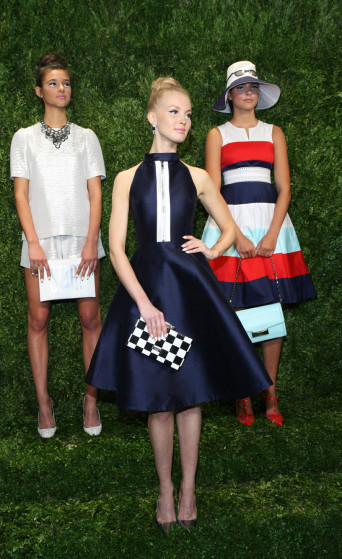 Kate Spade New York - Presentation - Spring 2014 Mercedes-Benz Fashion Week