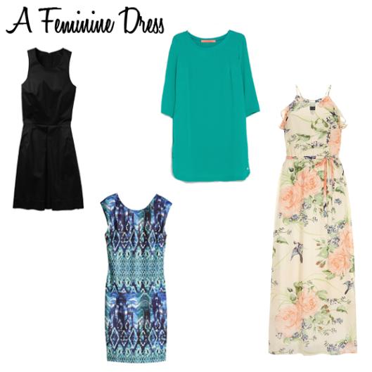 Feminine-Dresses
