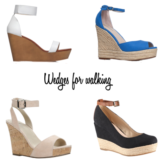Wedges-for-walking