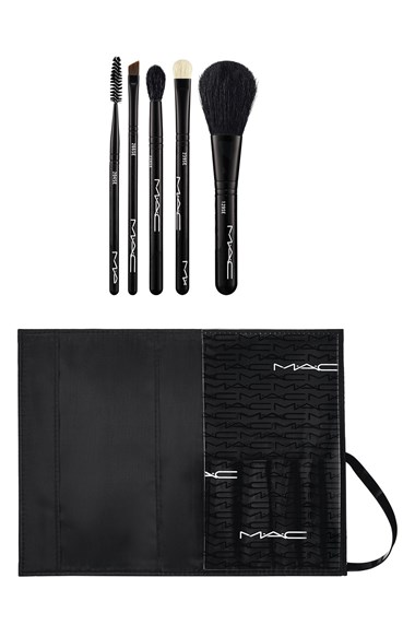 M.A.C. Brush Set